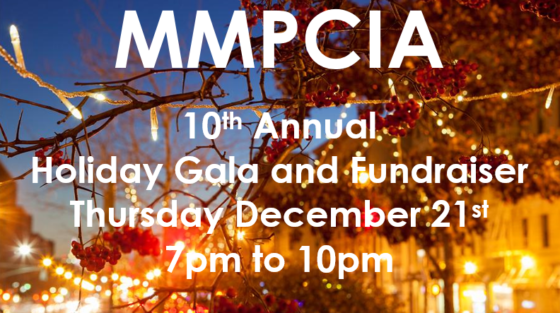 The 10th Holiday Gala Thursday, December 21, 2017